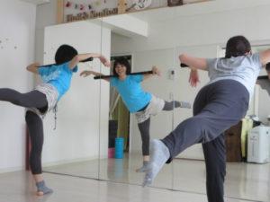 二子玉川のピラティス&小顔・美脚整体 | Hug&Smiley バレエピラティス7