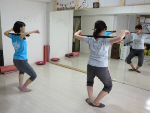 二子玉川のピラティス&小顔・美脚整体 | Hug&Smiley バレエピラティス14