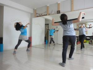 二子玉川のピラティス&小顔・美脚整体 | Hug&Smiley バレエピラティス18