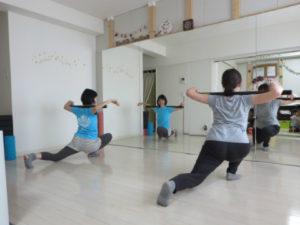二子玉川のピラティス&小顔・美脚整体 | Hug&Smiley バレエピラティス17