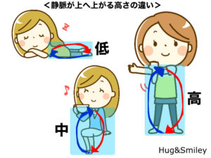 二子玉川のピラティス&小顔・美脚整体   Hug&Smiley 血液の循環