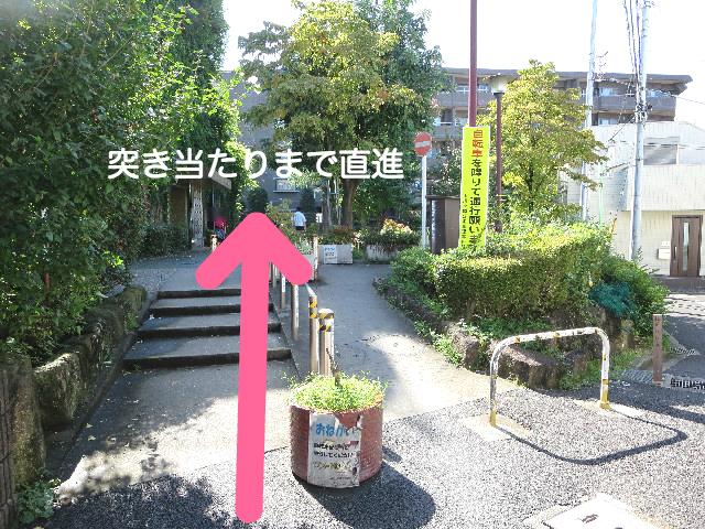二子玉川のピラティス&小顔・美脚整体 | Hug&Smiley 道順8